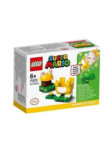 Lego Super Mario Cat Mario Power-Up Pack 71372 Renkli